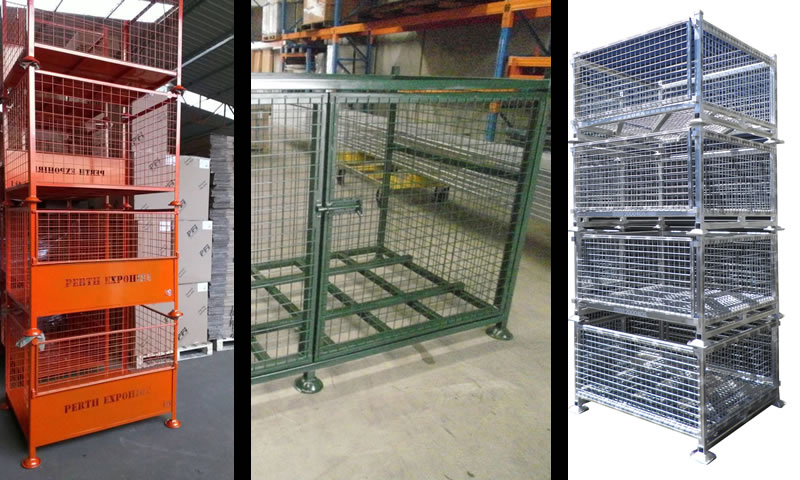 Custom Steel Stillages