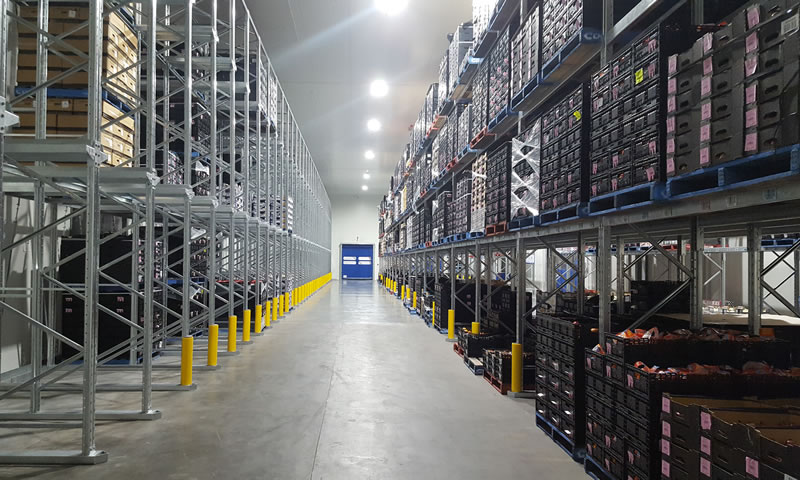 Industor Industrial Racking Solutions