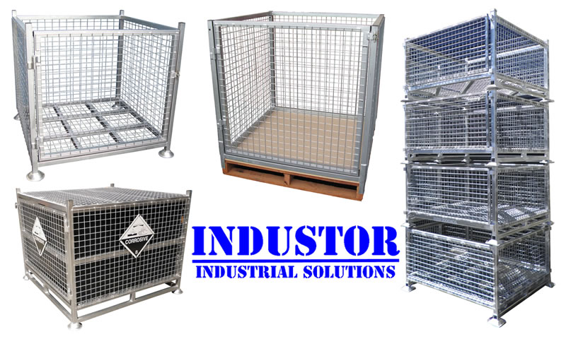 Industor Steel Cages