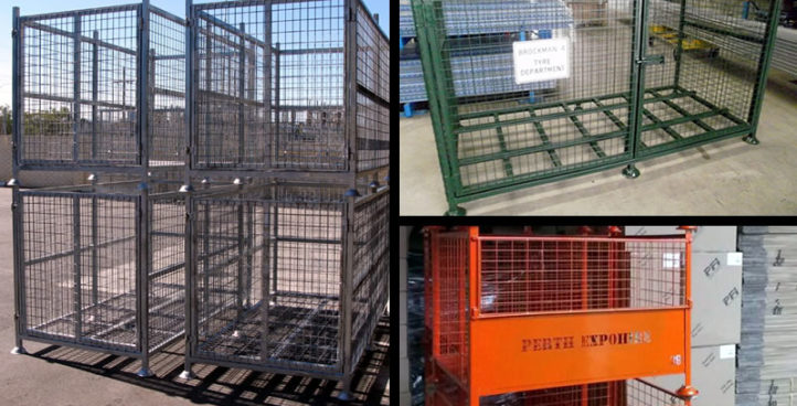 Cage & Stillage Solutions