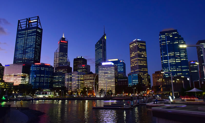 Contact Our Head Office in Perth