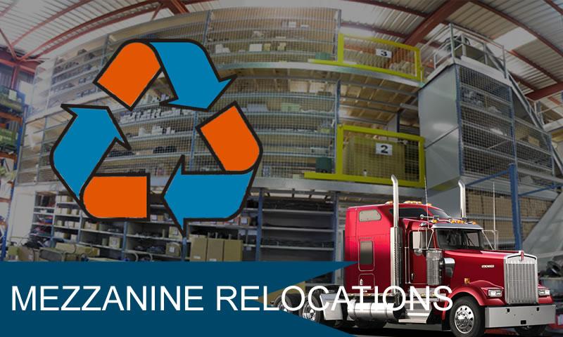 Mezzanine Relocations