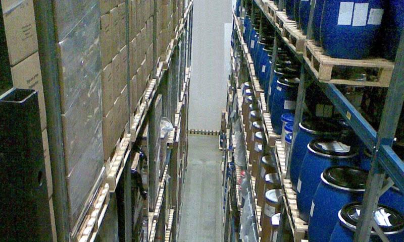 Narrow Aisle Racking