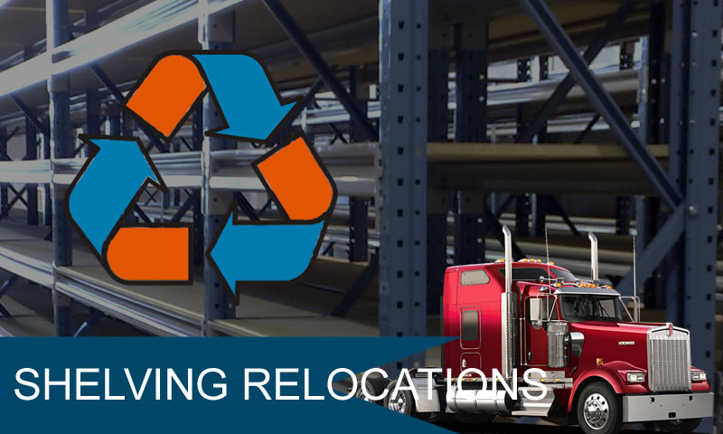 Shelving Relocations