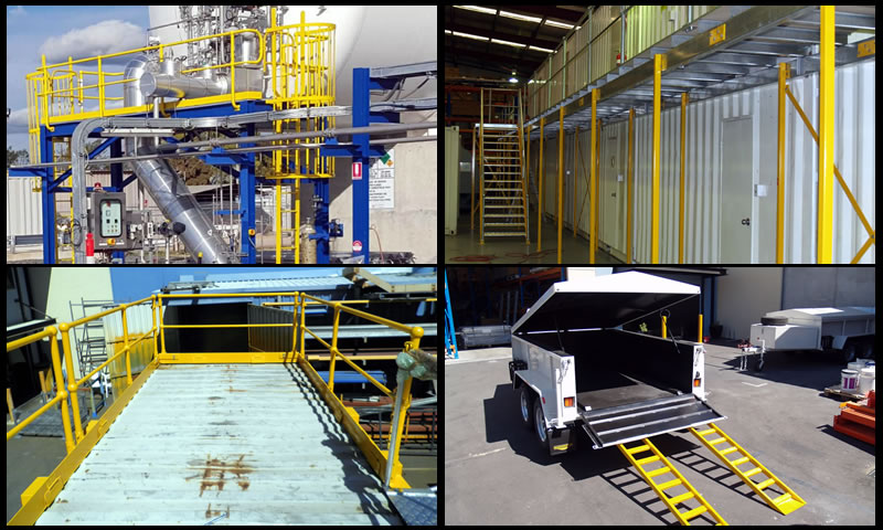 Industrial Steel Fabrication