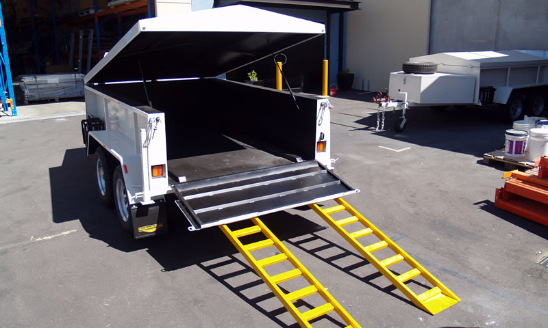 Custom Trailer Manfacturer