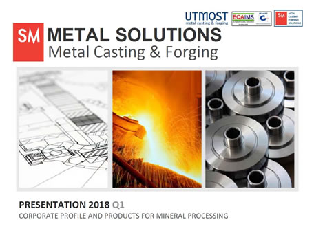 Castings & Forgings Capabilities