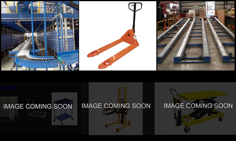 Handling Equipment Solutions
