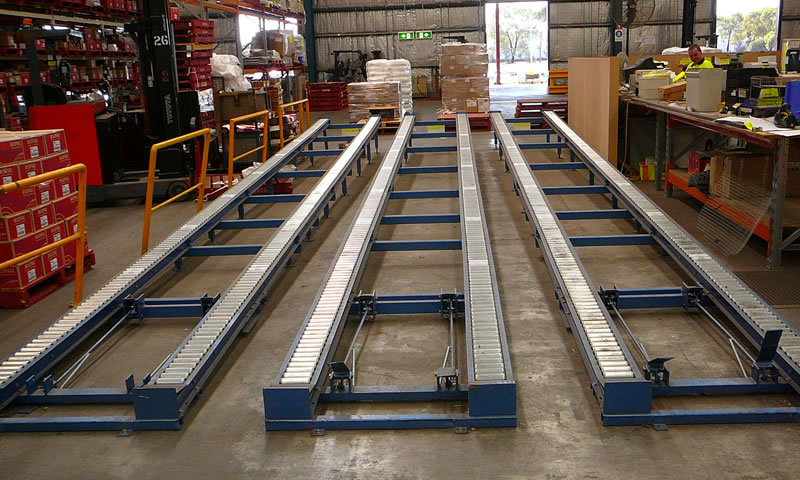 Pallet Conveyor Solutions