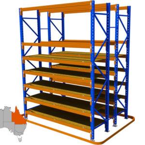 Narrow Aisle Racking Brisbane